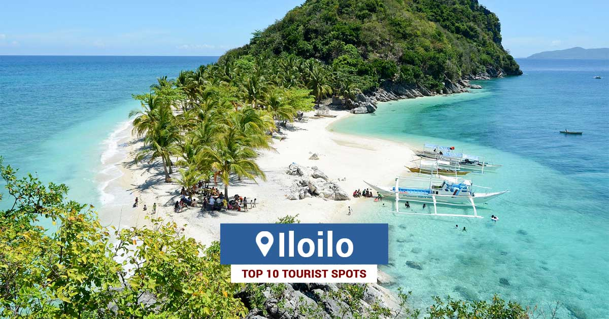 Top 10 Tourist Spots In Iloilo Tourist Spots Finder